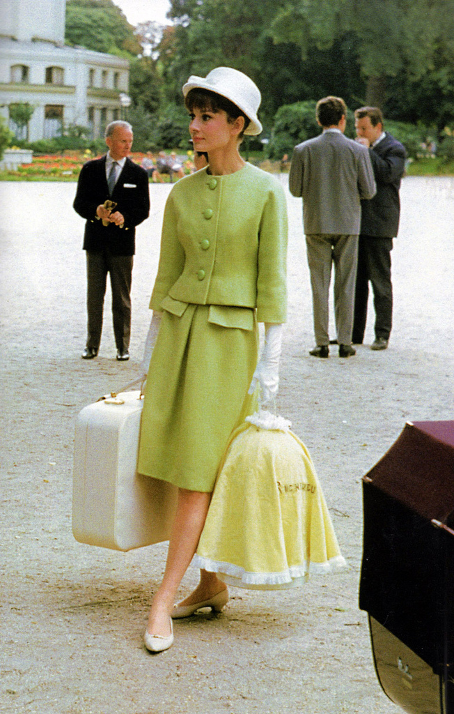 Audrey Hepburn Actress Humanitarian Fashion Icon And
