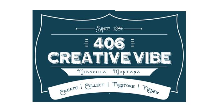 {406} CreativeVibe logo